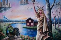 Vapauden metsä - Forest of liberty 2019