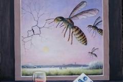 Ampiaiset innostuvat Pohjanmaasta - Wasps are excited of Ostrobotnia2016