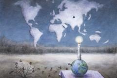 Maapalloistunut yö - Globalized night | 2009