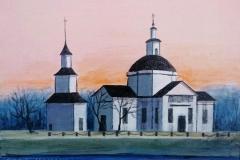 Lapuan tuomiokirkko - Cathedral of Lapua 2015