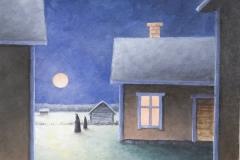 Matkalaiset - Travelers | 2010, myyty, sold
