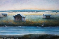 Syksyn vaikutelmia- Impression of autumn 2015