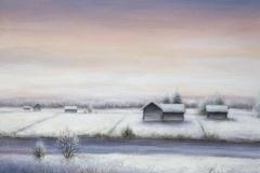 Talvinen joki | 2009